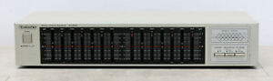 Technics SH-8028  2x 7-Band Stereo Graphic Equalizer