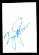 Zina Garrison originale firmato TENNIS + a 151116