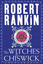 The WITCHES of CHISWICK by Robert Rankin (Signed Hardback unread