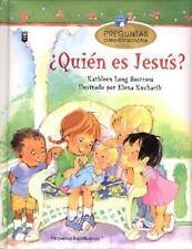 Preguntas Para Corazoncitos: Quien Es Jesus (Spanish Edition)