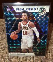 Panini Mosaic 2019/20 NBA Debut Darius Garland Genesis Prizm Rookie Card Cavs RC