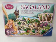 Sagaland - Disney Raiponce - De Randolph / Matschoss - Ravensburger - Rareté