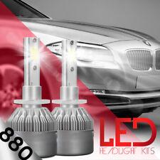 XENTEC LED HID Foglight kit 894 White for 1998-1999 GMC C1500 Suburban