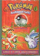 Pokemon - Mazzo INCENDIO - Sigillato Theme Deck Tematico ITA