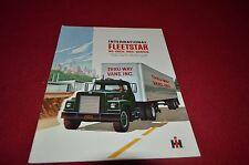 International Harvester 1900 1950 2000 FleetStar Truck Dealer's Brochure DCPA5