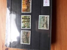 timbre luxembourg (th) lot 60  neufs   n997/1000   les saisons