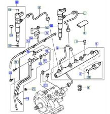 LAND ROVER GENUINE INJECTOR ASSEMBLY - Freelander (L314) - 8510027E