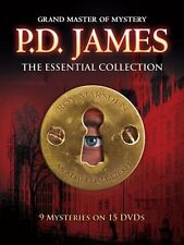 P.D. PD James The Essential Collection DVD Set Series Show Episodes TV Complete