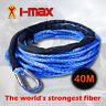 Dyneema SK75 Winch Synthetic Rope, Cable 10mm x 40m for 4WD, 4x4, Boat Offroad