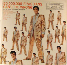 Elvis Presley 50,000,000 Elvis Fans Can't Be Wrong  [High Fidelity] [MONAURAL]