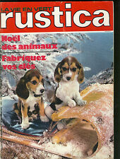 Rustica N° 51 : Noel Des Animaux