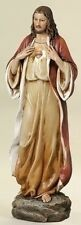 "14""H Sacred Heart of Jesus Statue by Joseph's Studio"