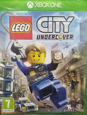 LEGO CITY UNDERCOVER. JUEGO PARA XBOX ONE. PAL-ESP. NUEVO, PRECINTADO.