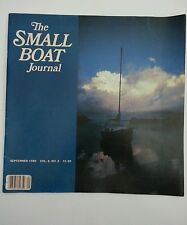 1980 September Vol. 2, No. 2. The Small Boat Journal
