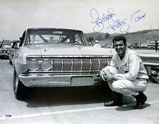 RICHARD PETTY SIGNED AUTOGRAPHED 11x14 PHOTO + 7 TIMES CHAMP VERY RARE PSA/DNA