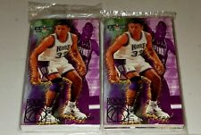 1995 Fleer NBA Jam Session Rookie Standout 20 Card set grant hill kidd Sealed