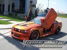 Vertical Doors - Vertical Lambo Door Kit For Ford Mustang 2005-10 -VDCFM0510