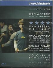 The Social Network (2010) 2 Blu Ray