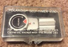 Polaroid Self Timer #192 - MINT - Tested and Fully Functional