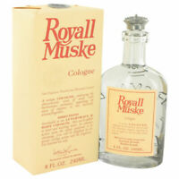 Royall Muske by Royall Fragrances 8 oz Aftershave Lotion for Men New In Box