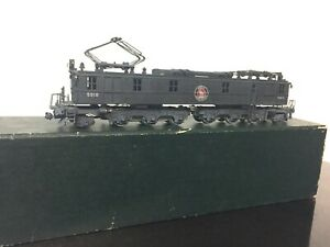 HO Brass Max Gray Great Northern GN Y-1 1+C+C+1 boxcab electric 2 motors