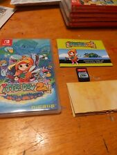 Ittle Dew 2 (Nintendo Switch, 2017) with extras
