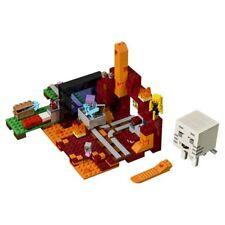 LEGO Minecraft The Nether Portal 21143 W
