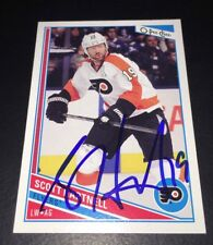 SCOTT HARTNELL - SIGNED - 2013/14 O-PEE-CHEE #47 CARD AUTOGRAPHED IN-PERSON!