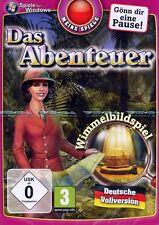 Das Abenteuer - Wimmelbildspiel für Pc Neu/Ovp