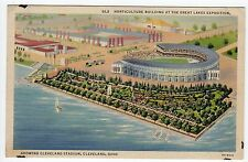 Cleveland Stadium & Horticulture Bldg. Great Lakes Expo