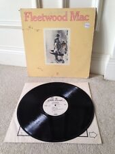 Rare Fleetwood Mac Future Games Promo Album, White Label Lp, Vinyl, 1971