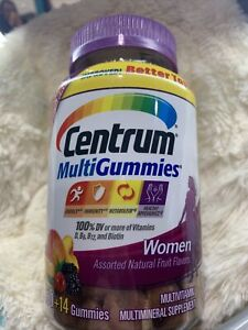 Centrum Multi-Gummies Women - 150 Gummies - 75 Servings