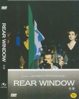 Rear Window (1954) Alfred Hitchcock / James Stewart DVD NEW *FAST SHIPPING*