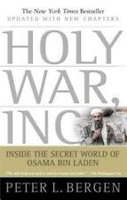 Holy War, Inc.: Inside the Secret World of Osama bin Laden by Bergen, Peter L.