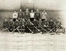 "Montreal Canadiens - 1937-38, 8""x10"" B&W Team Photo"