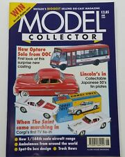 Model Collector #127 June 1999 - Tri-Ang The Saint Diverse Images Lincoln Schuco