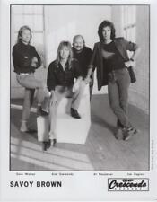 Savoy Brown- Music Memorabilia Photo