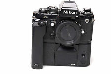 Nikon f3 HP + moteur Drive md-4 + mf-14