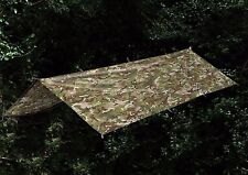 Camo Basha BTP: Bushcraft Army Shelter Survival Bivy