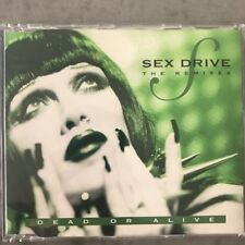 "DEAD OR ALIVE - Australian 5""  CD Maxi Release - Sex Drive"