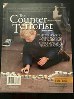 K) New The Counter Terrorist Special Operations Protection January 2015 Magazine
