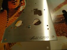 Marantz 6200 Stereo Turntable Parting Out Metal Control Cover Plate