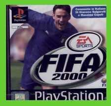 FIFA 2000 sealed calcio football ITALIANO NUOVO PS1 SIGILLATO NEW pal