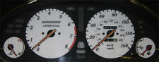 Lockwood Rover 600 140MPH without Key Icon WHITE (ST) Dial Kit 44S2
