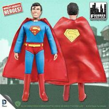 SUPERMAN SERIES 3; 8  SUPERBOY 8 INCH FIGURE NEW IN POLYBAG LICENSED MEGO RETRO