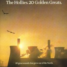 The Hollies ~ 20 Golden Greats ~ NEW CD (sealed) Very Best Of ~ Greatest Hits