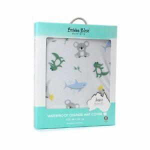 Bubba Blue Aussie Animal Waterproof Jersey Changepad Cover