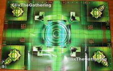 OA CENTRAL BATTERY PLAZA / RANX War of Light DC HeroClix Map
