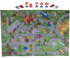 Bambini città Playmat Divertente Cars Giocare Città Strada Tappeto Tappeto Schiuma EVA Tappetino giocattolo nuova Natale