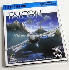 Nec turbo grafx 16 Cartridge # Falcon f-16 # PC Engine * merce NUOVA/BRAND NEW!